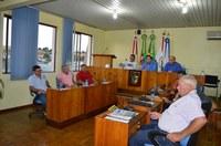 Sessão plenária ordinária de nº 05 foi realizada na Câmara Municipal de Vereadores