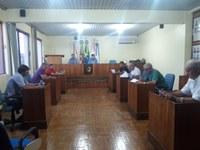 Sétima Sessão Plenária contou com a presença de todos os edis