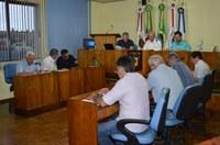 Realizada mais uma sessão plenária ordinária