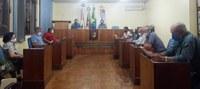 Vereadores apreciam projetos encaminhados pelo Executivo Municipal