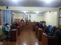 Vereadores se reuniram em mais uma sessão plenária ordinária